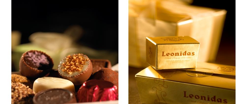 Product Photography - Leonidas